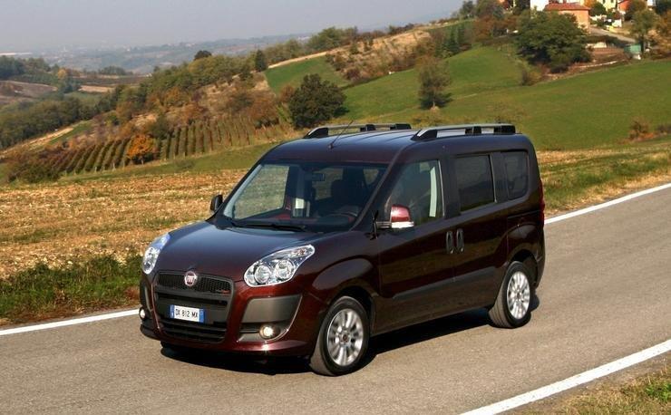 Пять «вторичных» фургонов-иномарок по цене нового «Ларгуса»