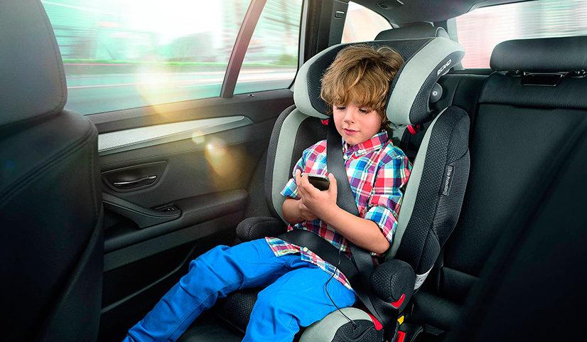 Когда детям можно ездить без специального кресла?