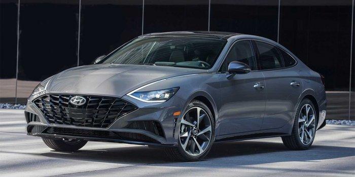Какой в России будет новая Hyundai Sonata