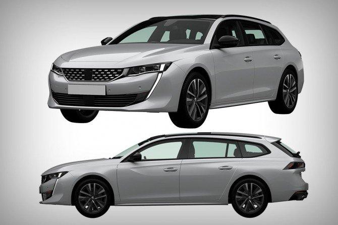 Новый универсал Peugeot готов к приходу в Россию