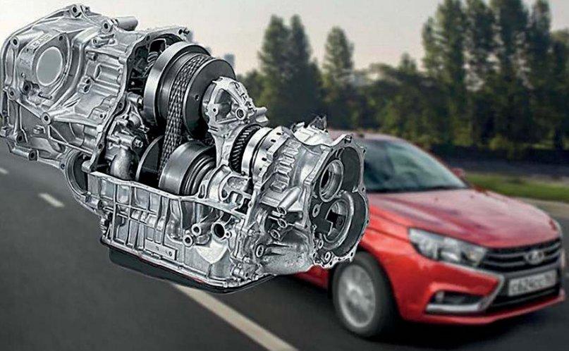 Lada Vesta с вариатором выйдет раньше, чем ждали