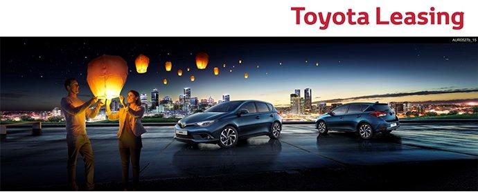 У «Тойоты» в России открылась собственная лизинговая компания