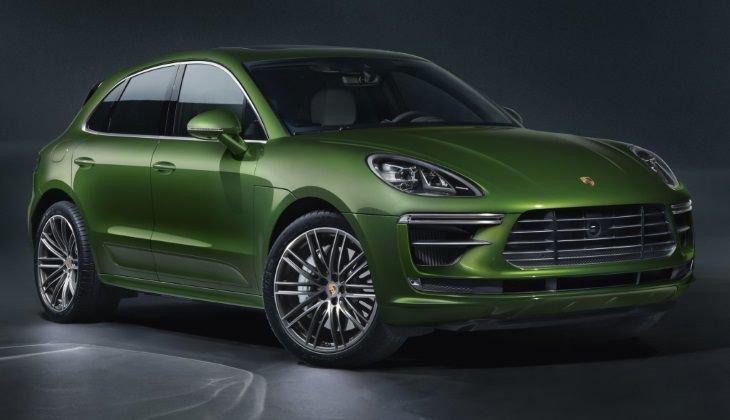 Porsche принимает заказы в РФ на обновленный Macan Turbo