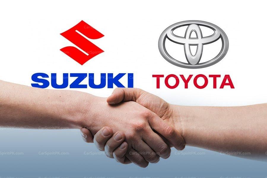 Новый автомобильный альянс: Toyota+Suzuki