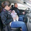 ГИБДД думает, как еще ограничить скорость при перевозке детей