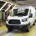 Обновленный Ford Transit начали выпускать в Елабуге
