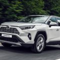 Новая Toyota RAV4 для России: теперь о ней известно всё