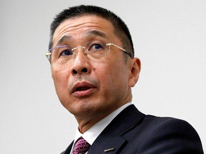 Всё-таки было: глава Nissan Хирото Саикава уходит в отставку