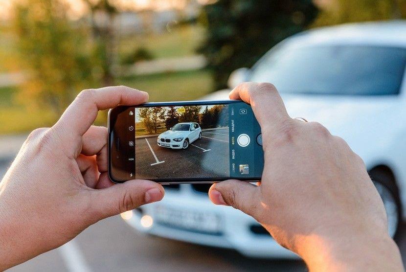 Как нужно фотографировать машину для объявления