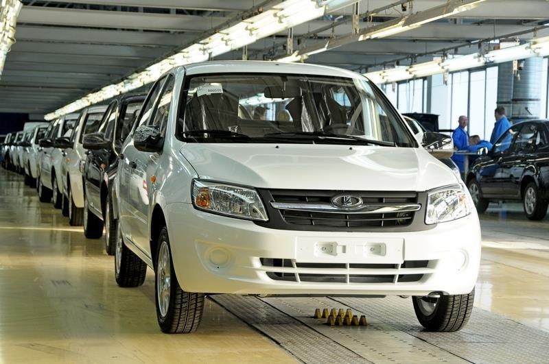 Новые Lada Granta проверяются на дефект тормозной системы