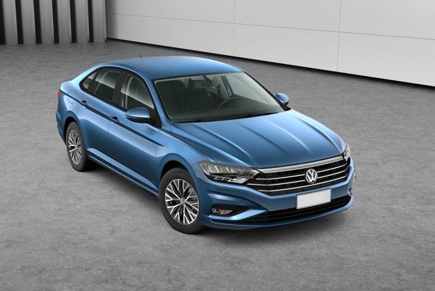 Новое поколение седана Volkswagen Jetta для нашего рынка