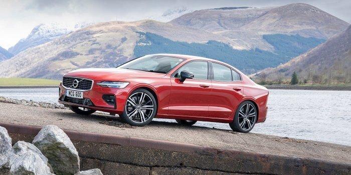 Новый Volvo S60 добрался до РФ