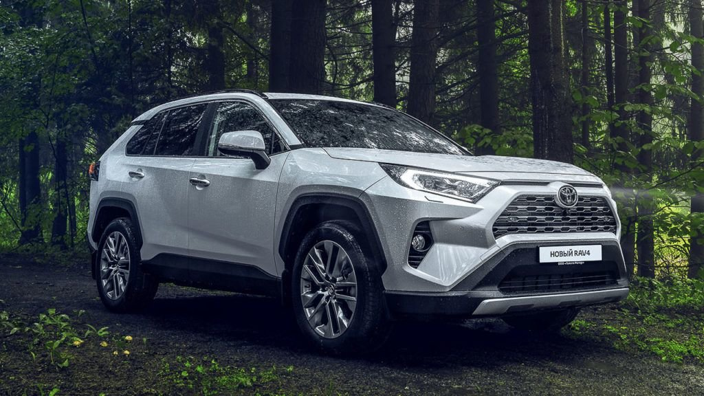 Российский завод Toyota начал выпуск RAV4 пятого поколения. Известны цены