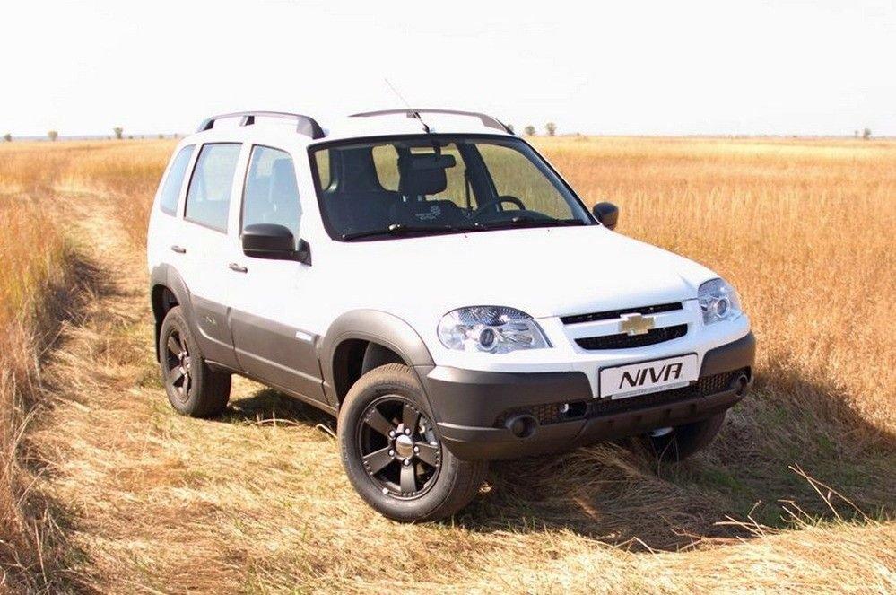 Chevrolet Niva с новыми скидками - в кредит или по трейд-ин