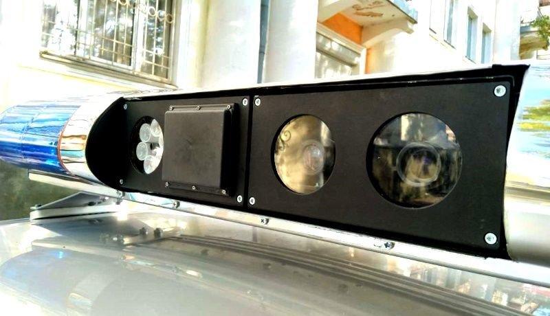 Как будут работать камеры контроля скорости в патрульных машинах ДПС
