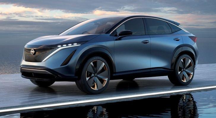 Арья - не только Старк, но и новое слово в электрокроссоверах от Nissan