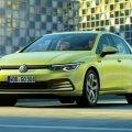 Хэтчбек  Volkswagen Golf VIII - вот что будет для России