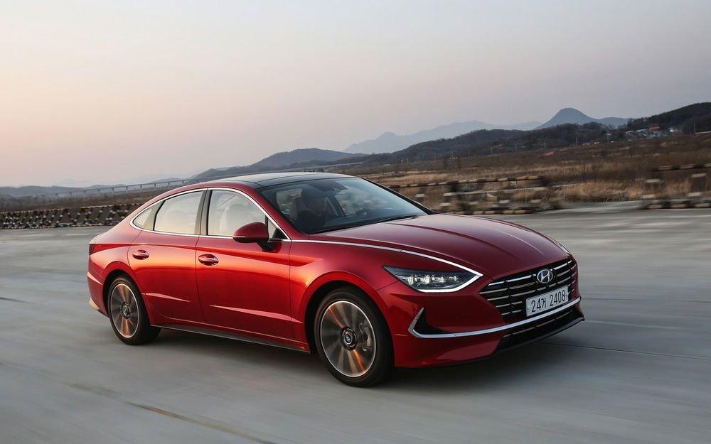 Новая Hyundai Sonata готова к выходу на российский рынок