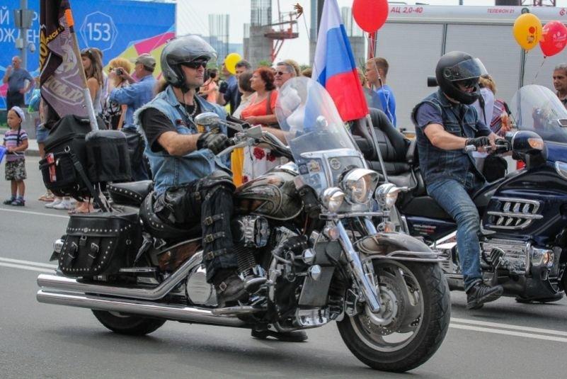 Где в РФ гнездятся мотоциклы