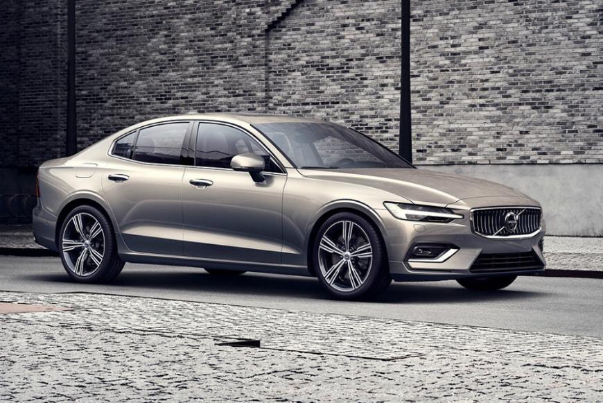 Новый Volvo S60 теперь можно заказать в недорогой комплектации