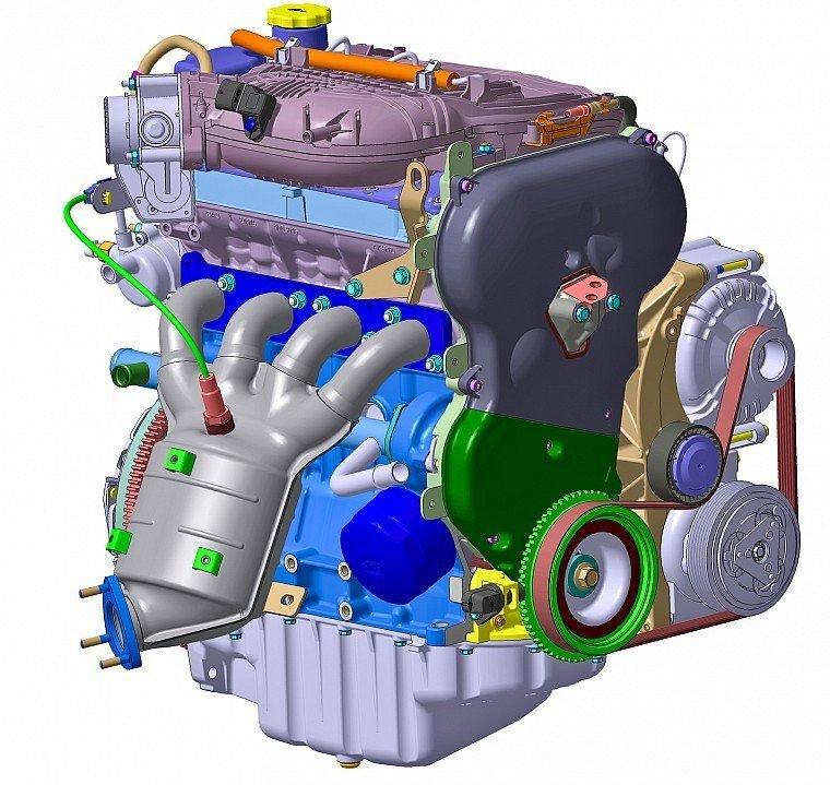 1,8-литровый мотор АВТОВАЗа больше не «жрет» масло