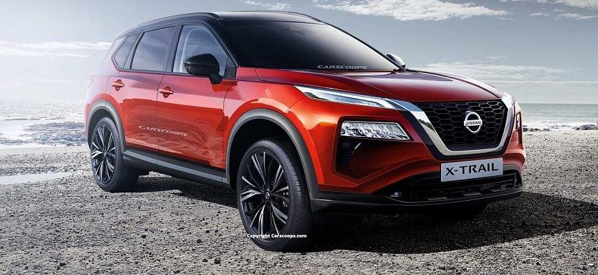 Каким будет новый Nissan X-Trail