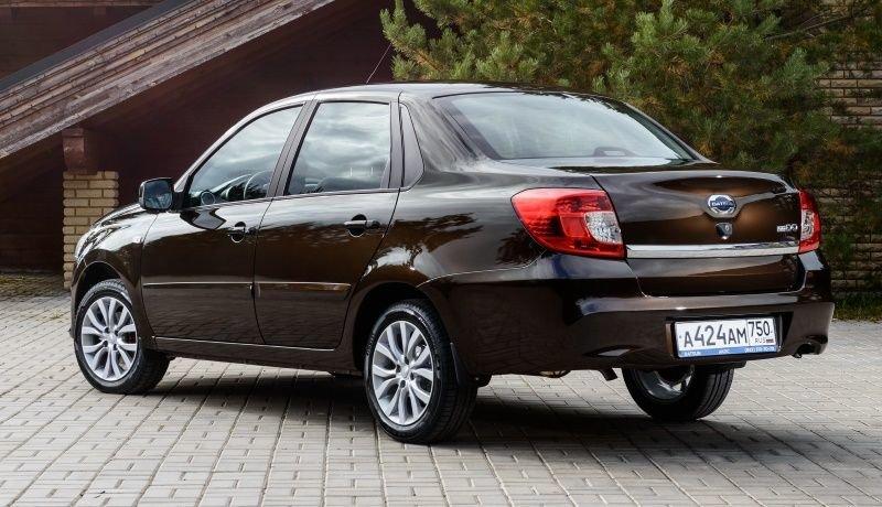У более полутора тысяч Datsun могут отказать тормоза. Новый отзыв