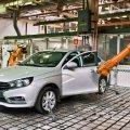 АВТОВАЗ будет испытывать новые машины на роботизированном стенде