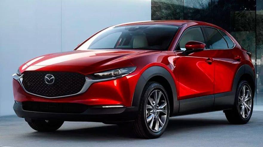 Mazda сертифицировала у нас компактный кроссовер CX-30