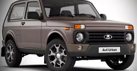 Обновленную Lada 4x4 уже везут к дилерам
