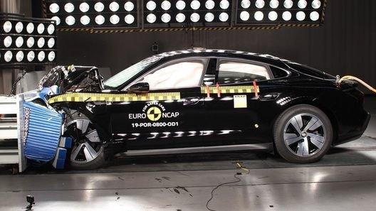 Skoda гордится новой «Октавией», разбитой на тестах EuroNCAP