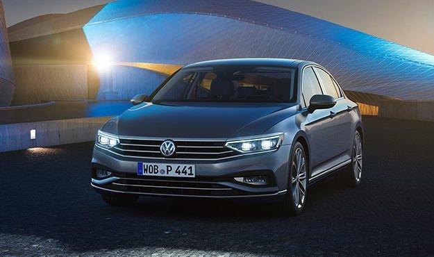Volkswagen официально представил новый Passat для РФ
