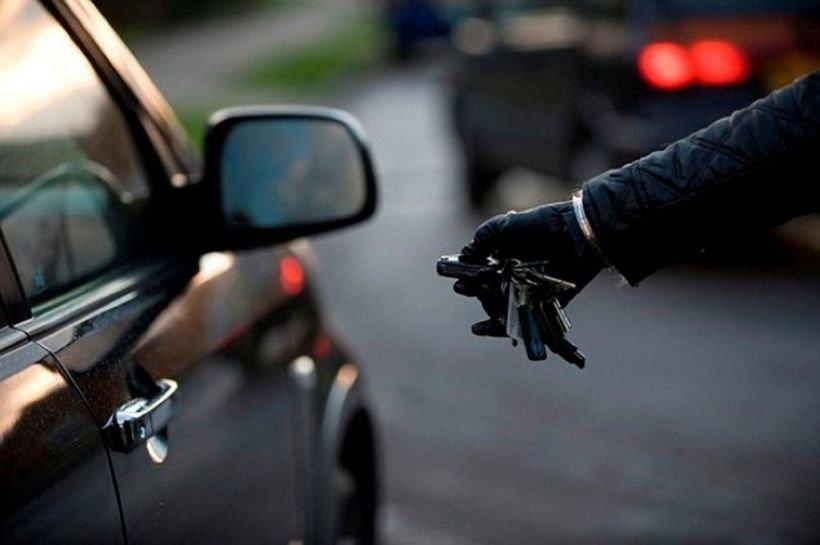 Как в Москве крадут машины