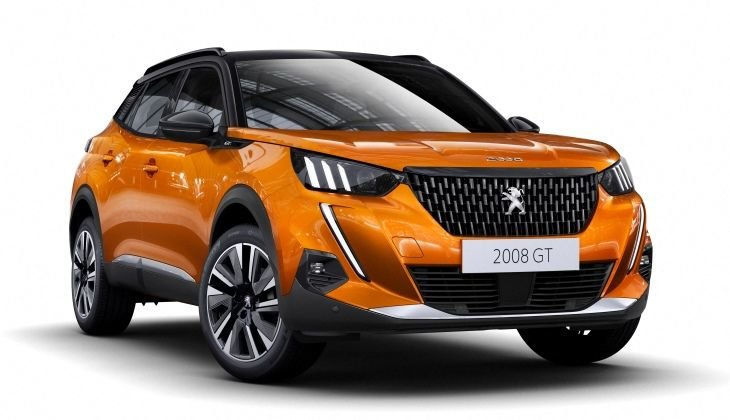 Парад обещаний на 2020-й: новый стильный Peugeot 2008 и секретная новинка