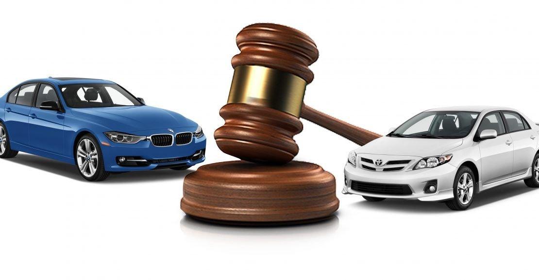 В Уфе пройдет распродажа арестованных автомобилей