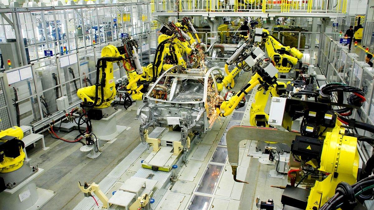 Выпуск легковых машин в марте упал на 19%