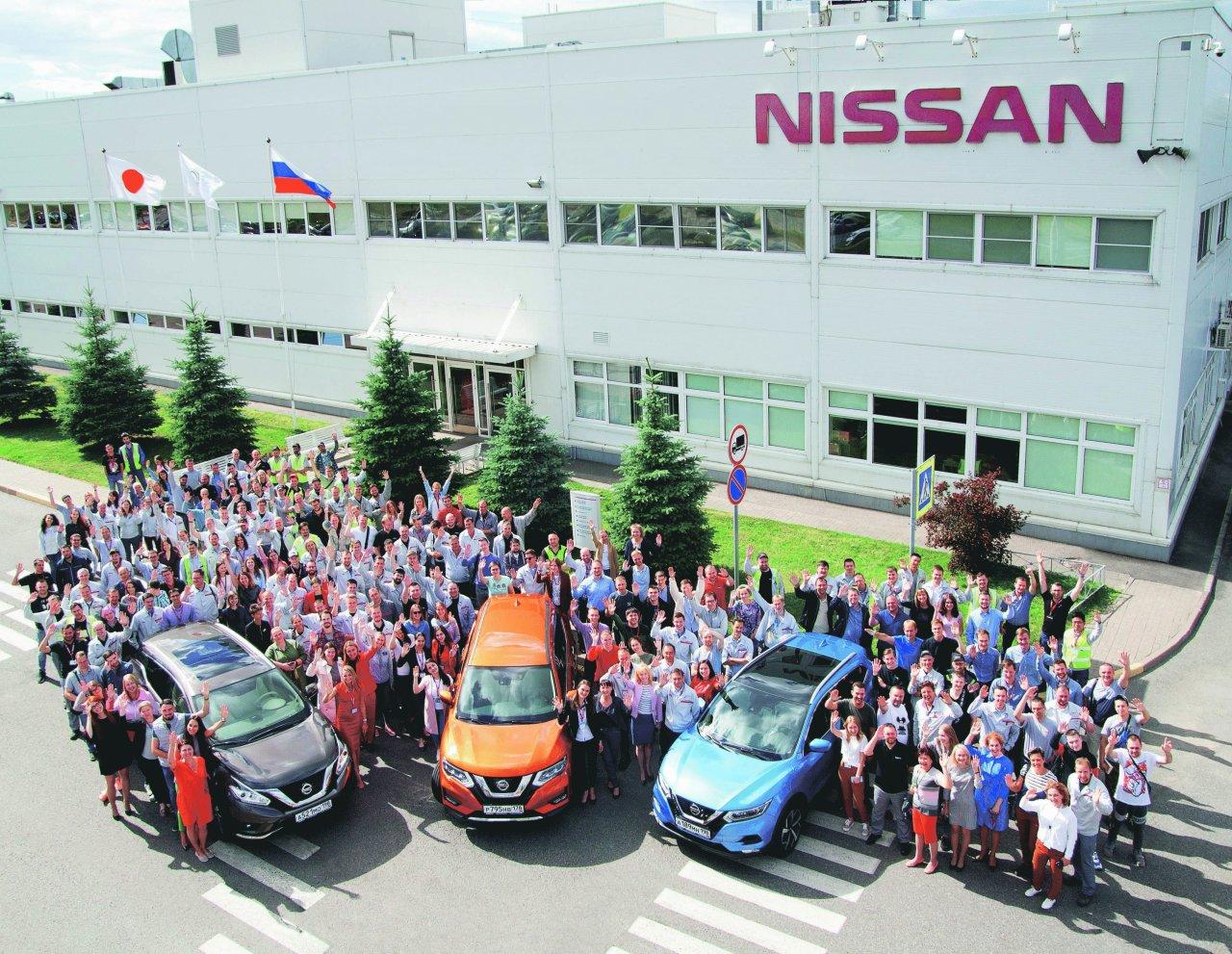 Началось. На заводе Nissan в Питере будут массовые сокращения
