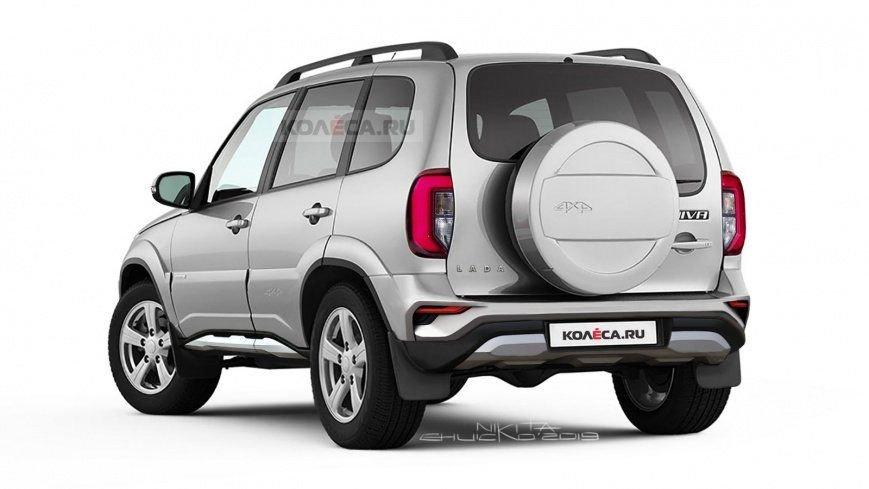 «АвтоВАЗ» сертифицировал новую Lada Niva