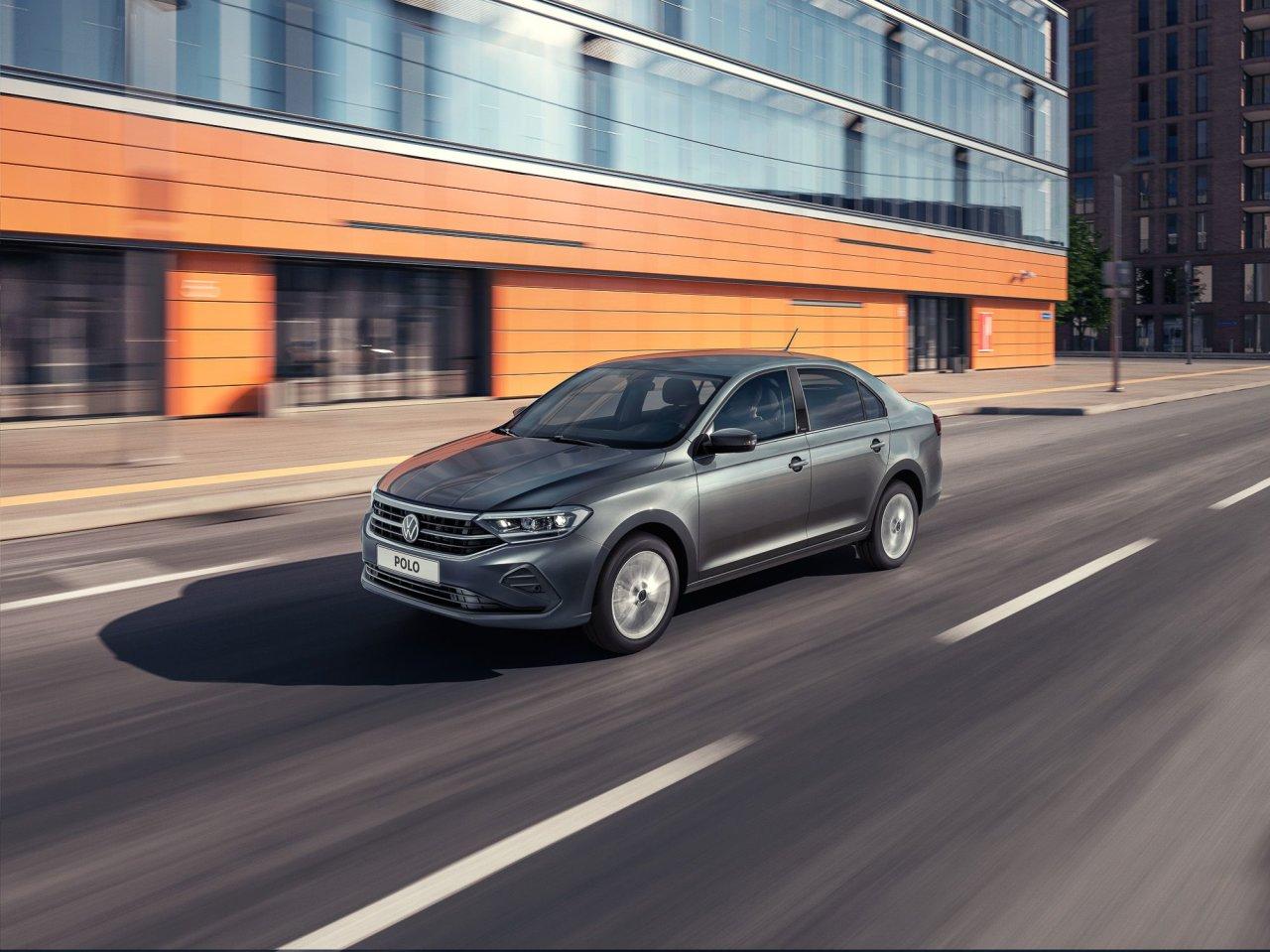 Начался прием заказов на новый Volkswagen Polo