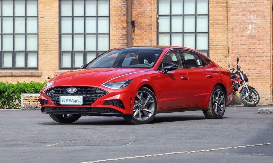 Названа дата продаж длиннобазной Hyundai Sonata
