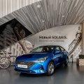 Новый Solaris PROSAFETY в центре креативной экспозиции
