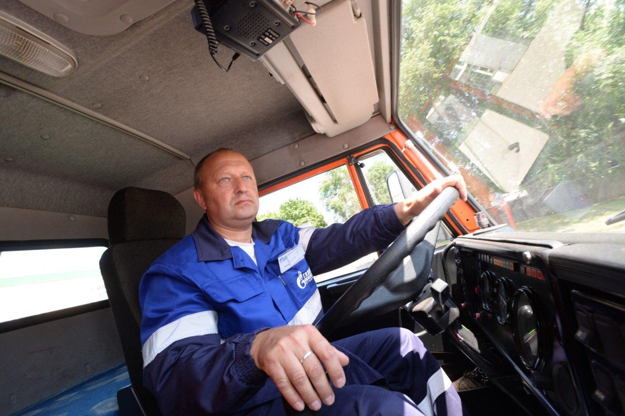 КАМАЗ введет систему контроля за водителями
