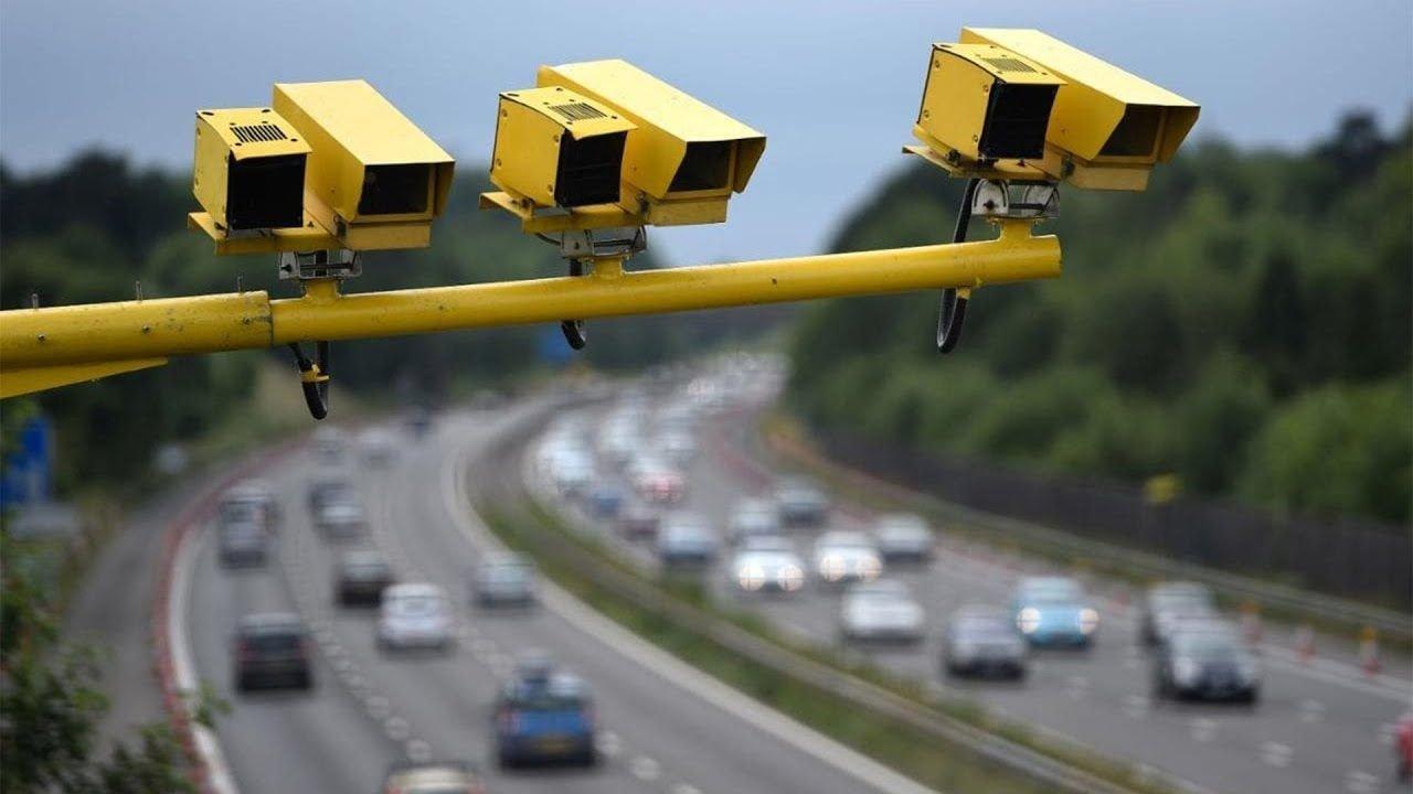 Сколько камер на дорогах России?