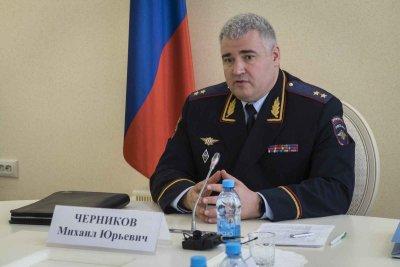 Интервью с начальником российской ГИБДД