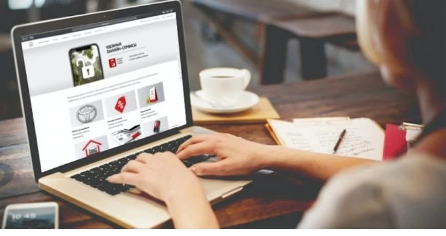Онлайн-инструменты Toyota стали популярнее в 5,5 раза