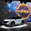 Сегодня презентация электрического кроссовера Nissan Ariya