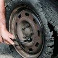 Почему летом важно контролировать давление в шинах?
