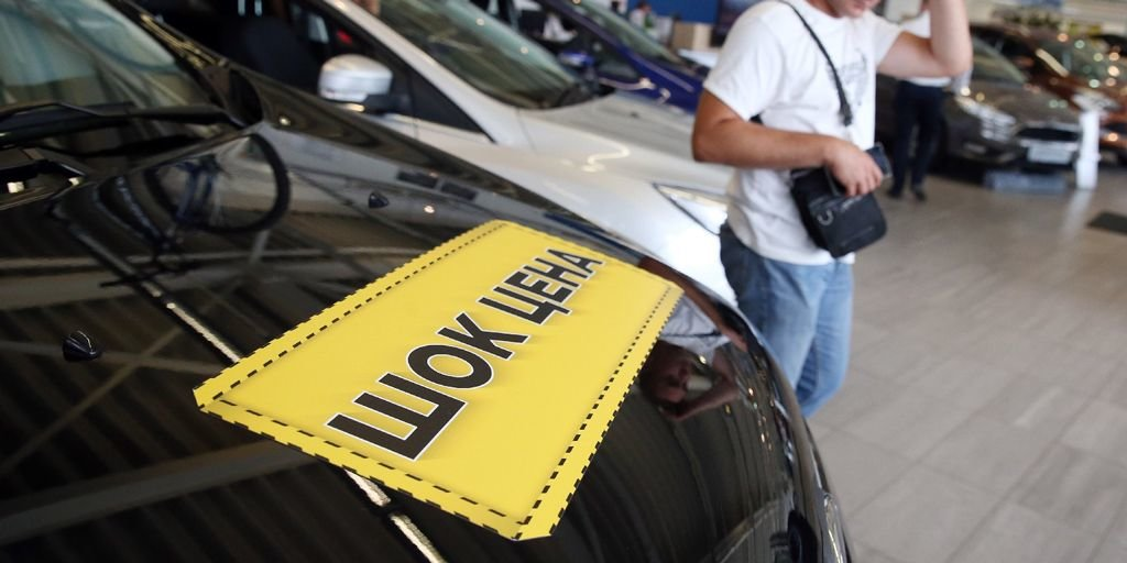 В июле в России подорожали машины девяти марок