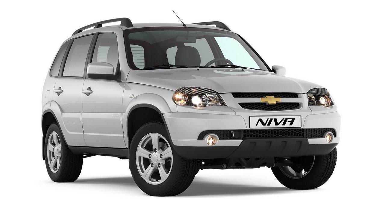 Малоизвестные факты создания Chevrolet Niva