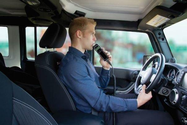 В российских автомобилях будут устанавливать алкозамки